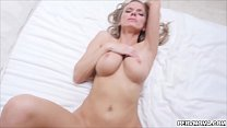 Perverted horny mom has sex with her son thumbnail