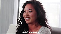 CastingCouch-X Beautiful ultimate fighter is ready to do porn thumbnail