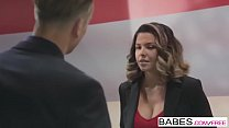 Babes - Office Obsession - (Danica Dillon, Steve Rodgers) - Feeling Naughty