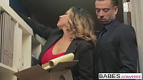 Babes - Office Obsession - (Danica Dillon, Steve Rodgers) - Feeling Naughty preview image