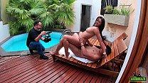 A Novinha Carioca Aguentou Bem O Dotado Ed Juni