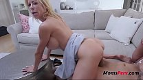 Mom's pretty excited about the whole 'FUCKING SON THING'- Alexis Fawx