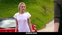 Free download video bokep Dyked - Straight Teen Dominated By Hot Milf Wit...