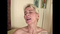 Grandma cums on young dick pornhub video