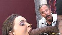Tiffany Star Fucks Huge Black Dick In Front Of Her Cuckold Fan