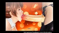 DOA / AYANE AND KASUMI TRICK OR TREAT FUTA [SFM] pornhub video