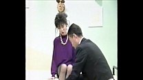 Japanses girl likes sexual lotion massage 2-4