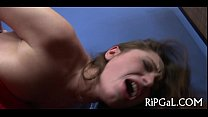 Teen coarse sex clip preview image