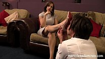 Pretty Feet - Foot Boy for Goddess Miss Kelly