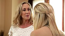 Busty Mommy Brandi Love and Daughter Tara Morgan video