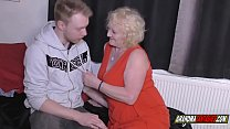 the grandmother wants to show the young boy wha... Thumbnail