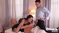 Image: Insatiable Housewife Ania Kinski Stars in Hardcore Threesome Fuck