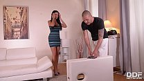 Insatiable Housewife Ania Kinski Stars in Hardcore Threesome Fuck