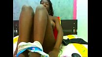 xhamster.com 3139533 big tits black babe teasing on cam Thumbnail