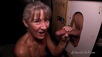 18382 Milf Visits Glory Hole for First Time preview