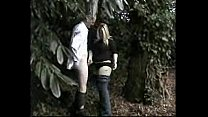 rachel reveals getting stuffed with cock in the woods Preview