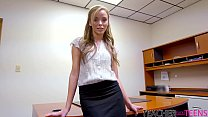 Jillian Janson, Pristine Edge Fucked In Office