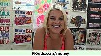 Money really talks 27