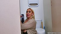 Nina Kayy in the new glory hole on BangBros (ghl14890) Preview