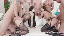 5on2 Selena Mur and Angie Moon Double Addicted ... Thumbnail