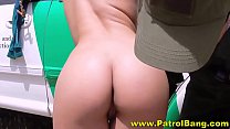 Slutty Latina Teen Takes Cock In Her Tight Shaved Pussy ⁃ hd porn720 thumbnail