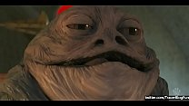 BEST 3D HENTAI TENTACLE JABBA THE HUTT AND PRINCESS UNCENSORED image