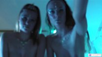 Aliens taste human pussy - Samantha Hayes, Scarlett Sage and Carolina Sweets preview image
