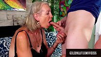 GILF Super Sexy Pleasures a Younger Lover with ...