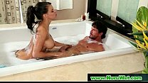 Nuru Massage Sex And Wet Handjob Sex Video 09