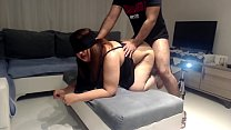 13043 I FUCKED BLINDFOLDED WOMAN IN THE ASSHOLE ! preview