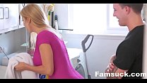 Big Tit Milf Horny For Step-Son| FamSuck.com
