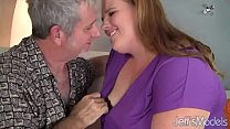 Fat ass Scarlett gets fucked and cum in mouth preview image