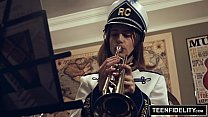 Alice xvideos - TEENFIDELITY Kristen Scott Deep Creampied Band Nerd thumbnail