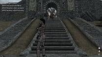 Skyrim - City Forced