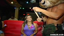 CFNM Dancing Bear Party