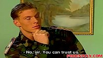 Austrian Military Gay Fucking Each Other In The