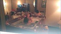 Big tits Atlanta girl having sex in bath's Thumb