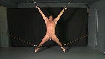 Straight Muscle Jock Forced to Suck Cock BDSM Gay Bondage - DreamBoyBondage.com