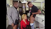 Mature Hairdresser Krissy Lynn Craves Black Cocks Thumbnail