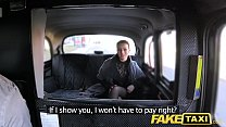 Fake Taxi Czech lady craves a hard cock image