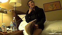 "London Keyes Naked Across America"" New Jersey P..."