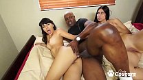 Nicole Ferrera & Sheila Marie Bang Some Ghetto Dick Together thumbnail