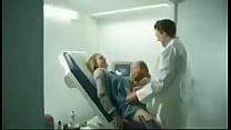 Doctor enjoying