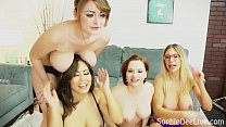 Sophie Dee All Star Big Tit Cam Show! thumbnail
