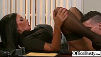 Big Tits Sluty Office Worker Girl Perform Hard Sex clip-13