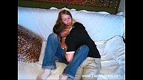 Teeny Yulia Blondy craves for big cock thumbnail