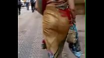 Desi Bhabhi Walking Ass Show Video Hidden-camer...
