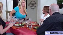 Hard Style Sex On Tape With Big Melon Tits Hot Mommy (karen fisher) movie-17