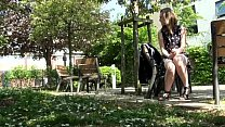 Teen Babes Masturbating In A Public Park thumb