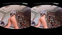 Russian teen teasing with her perfect body in exclusive UHD VR video Vorschaubild